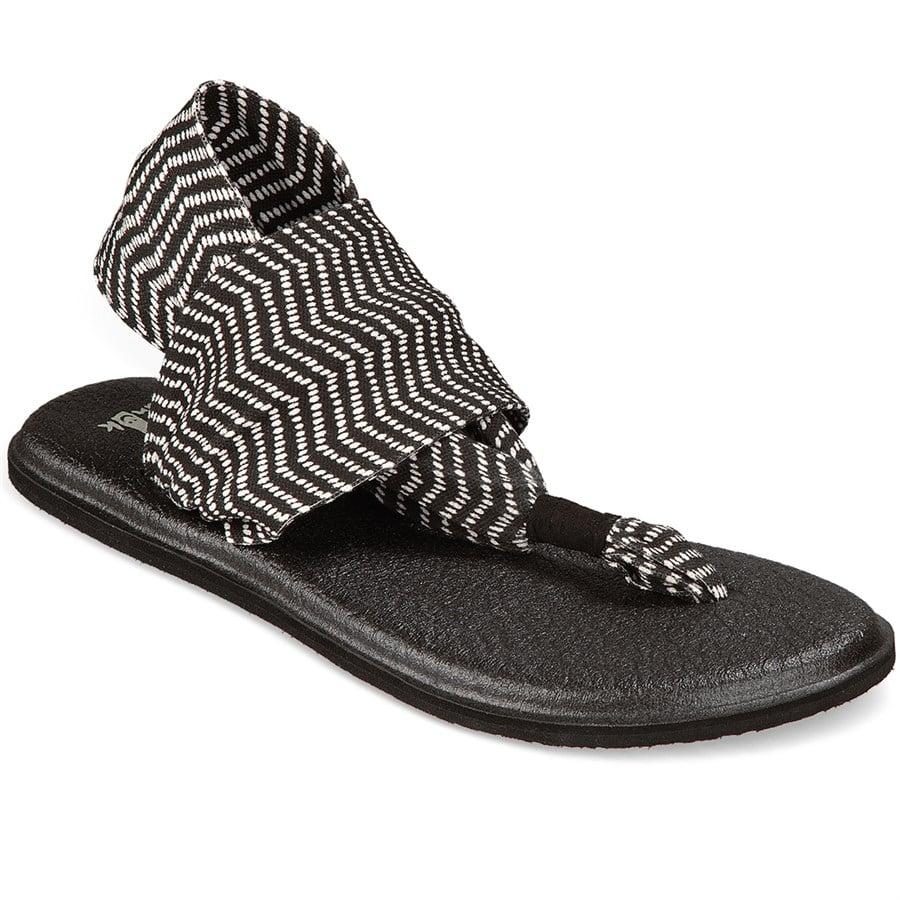Sanuk Yoga Sling 2 Print Sandals Women S Evo