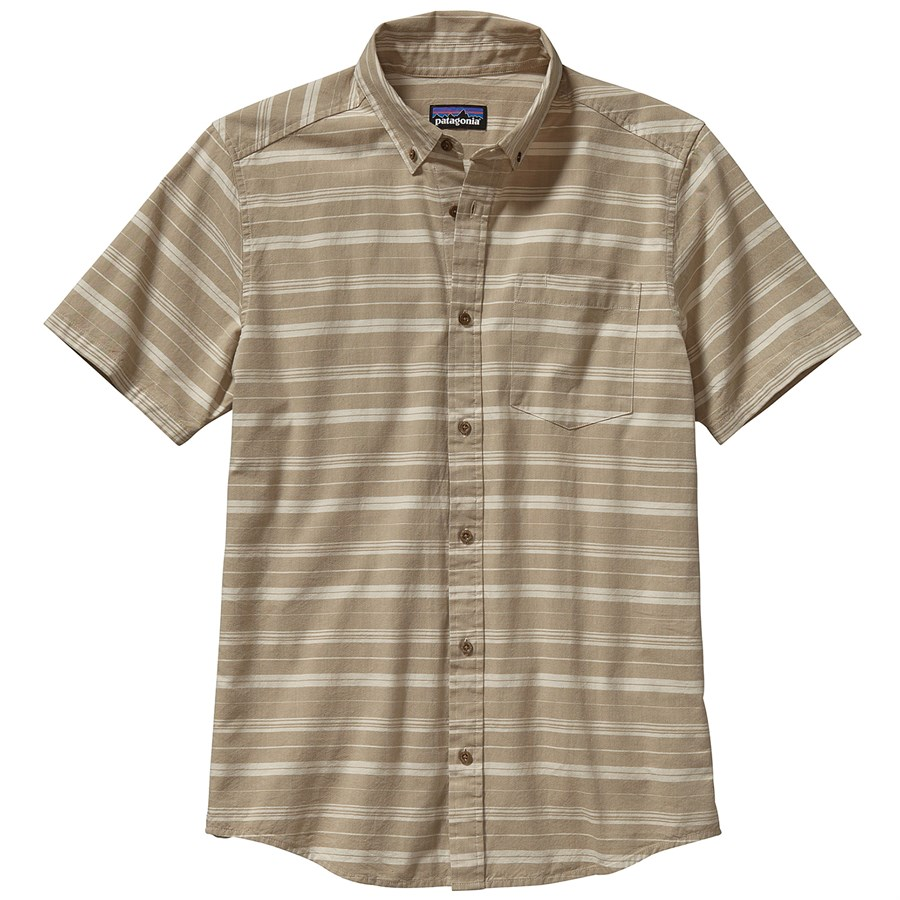 Patagonia Bluffside Short-Sleeve Button-Down Shirt | evo