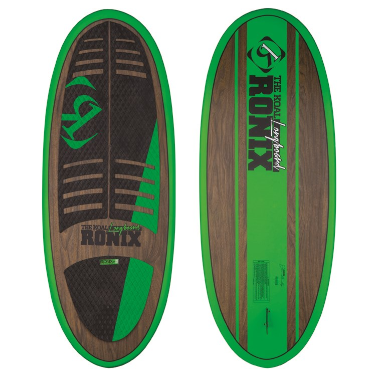 ronix koal classic longboard wakesurf board 2016