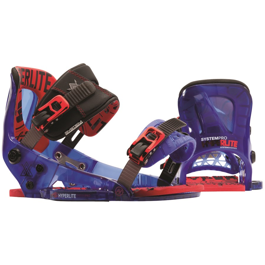 Hyperlite The System Pro Wakeboard Bindings 2015 Evo Outlet