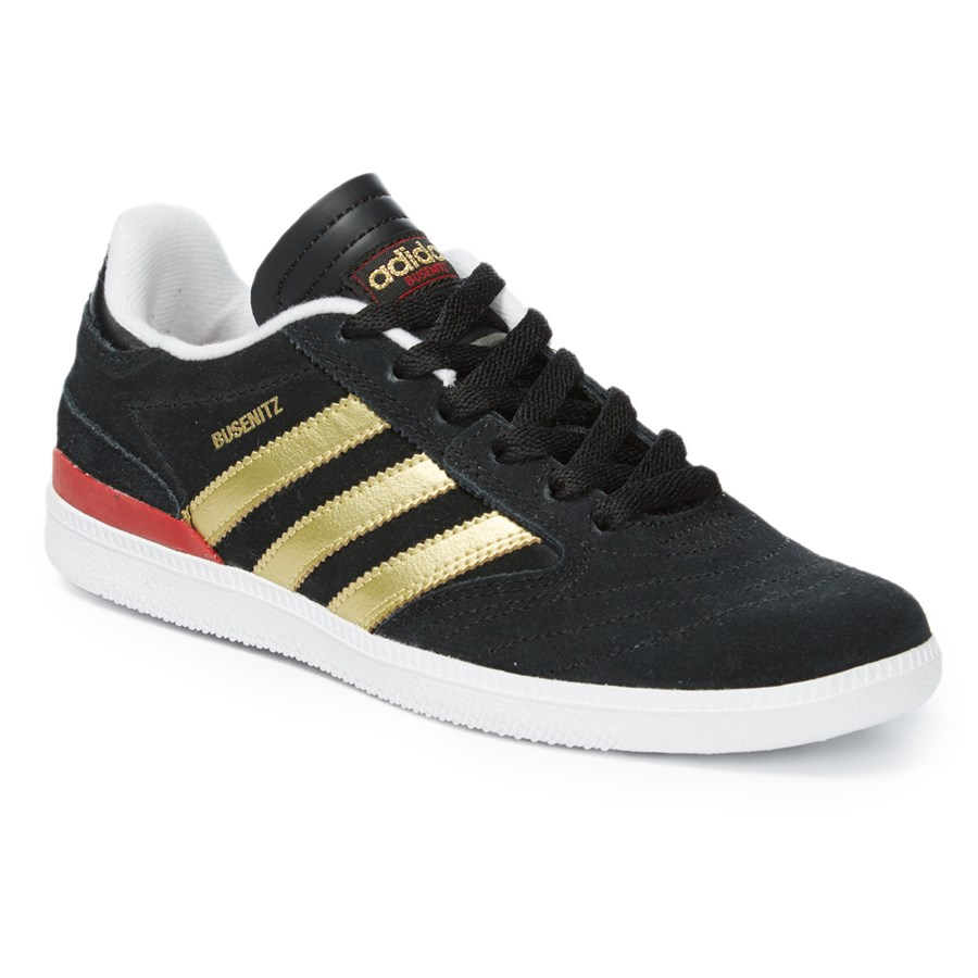 Gold And Black Adidas Shoes Boys