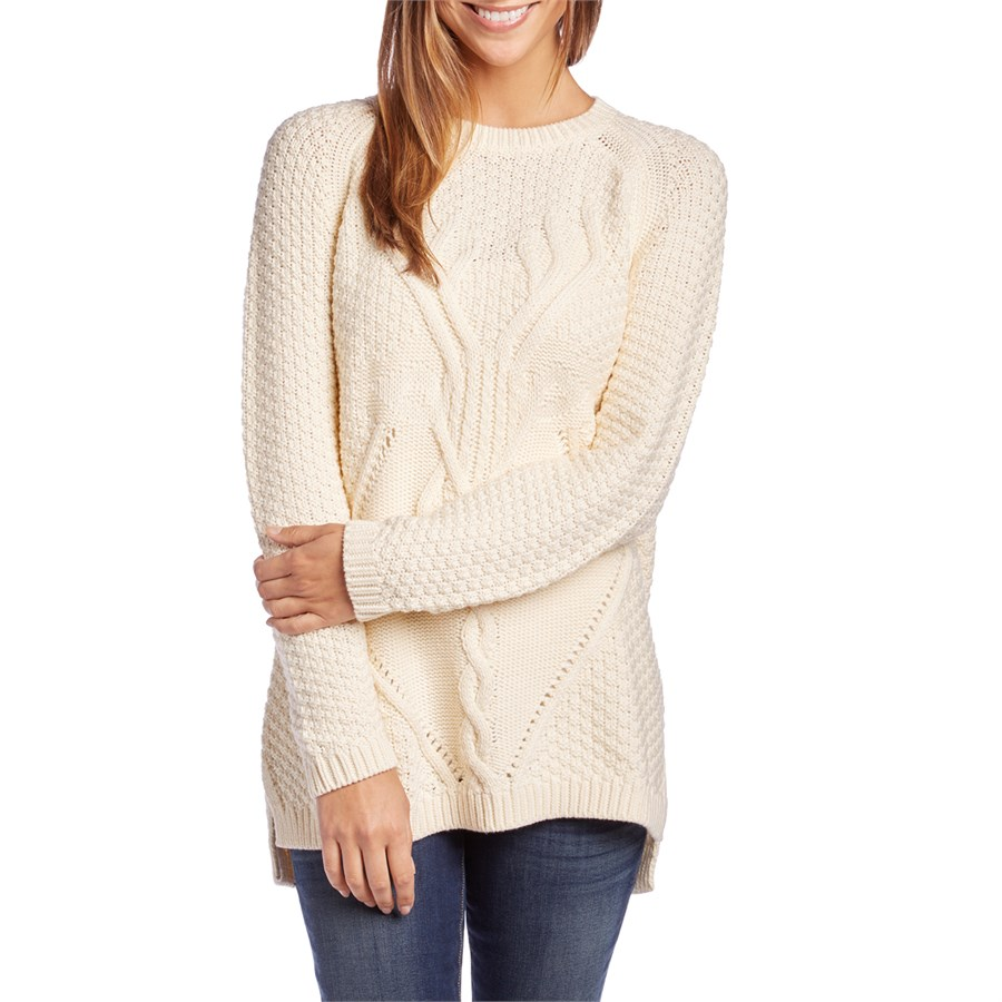 Woolrich White Stag Tunic Sweater - Women's | evo