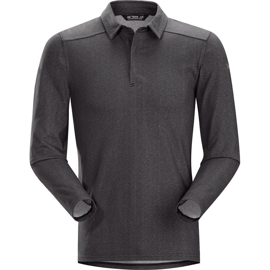 Black Long Sleeve Shirt Womens