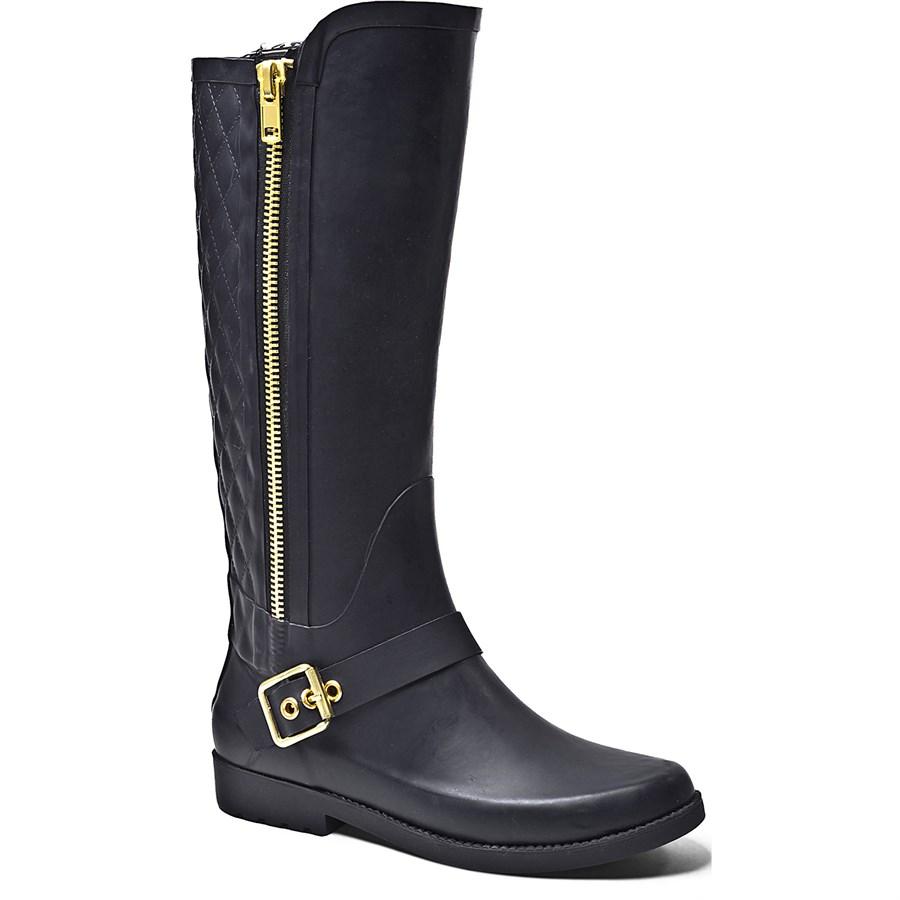 steve madden northpol rain boots women 39 s evo outlet. Black Bedroom Furniture Sets. Home Design Ideas
