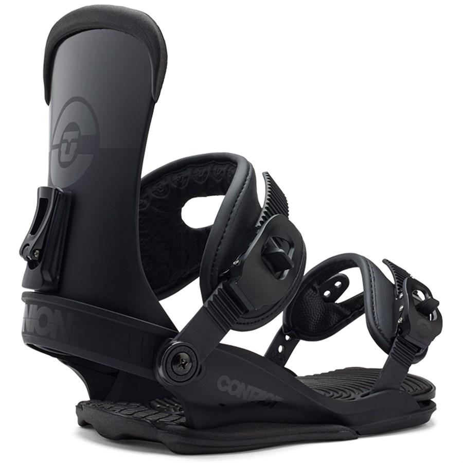 Union Contact Snowboard Bindings - Used 2015