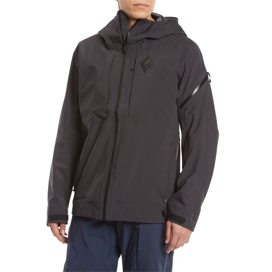 Black Diamond Mission Shell Jacket Evo