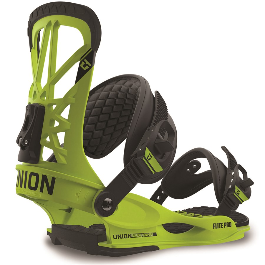 Union Flite Pro Snowboard Bindings 2016