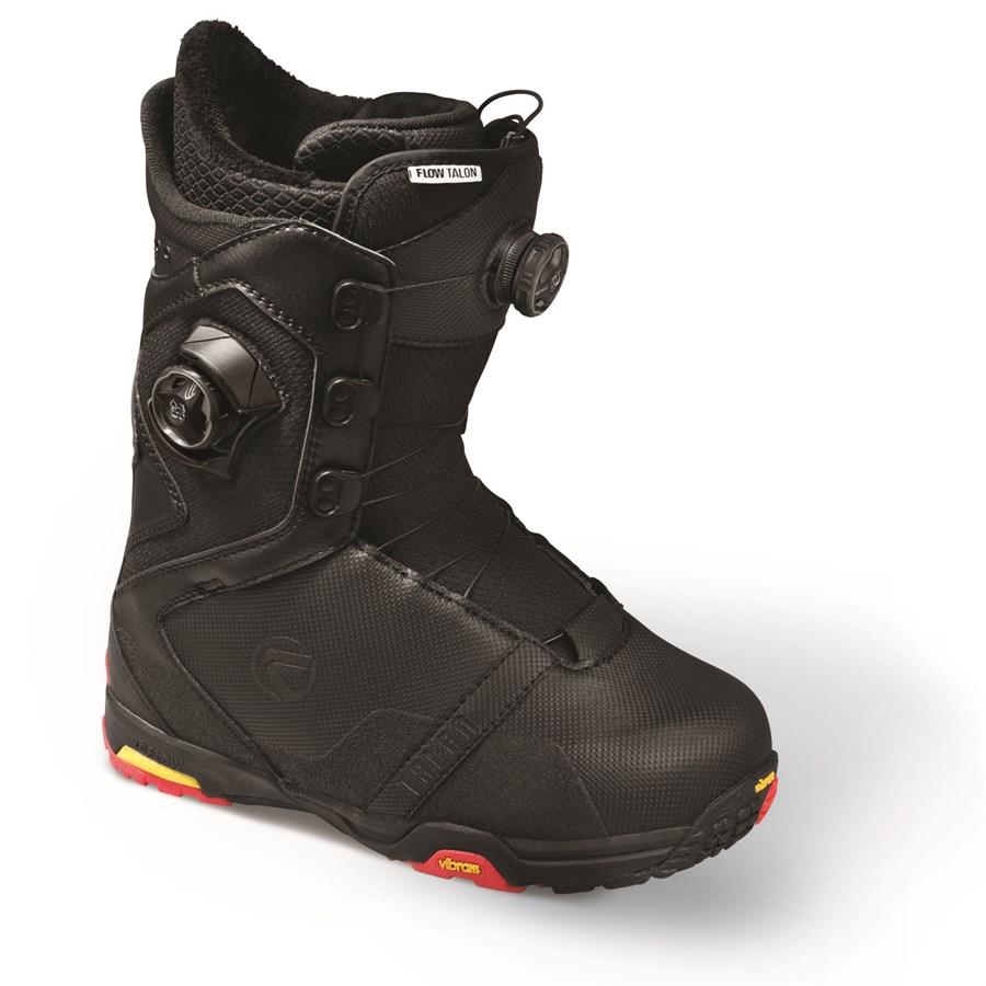 flow talon focus boa snowboard boots 2016 | evo