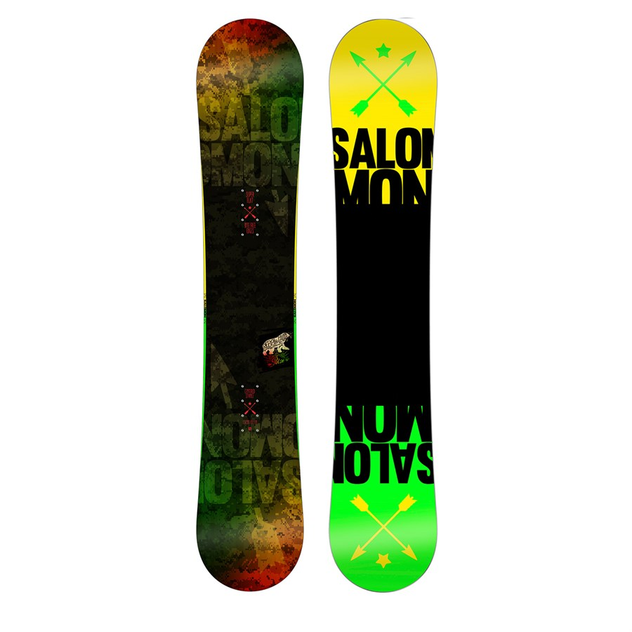 Salomon Pulse Snowboard 2016