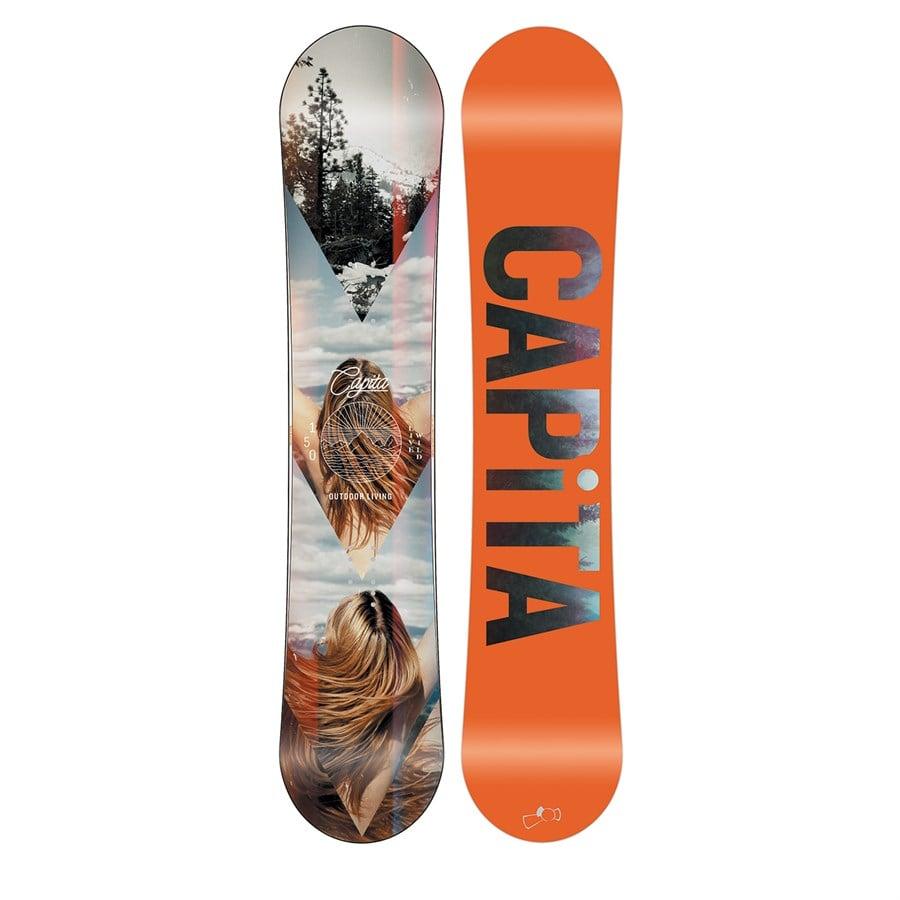 capita outdoor living snowboard 2016 evo. Black Bedroom Furniture Sets. Home Design Ideas