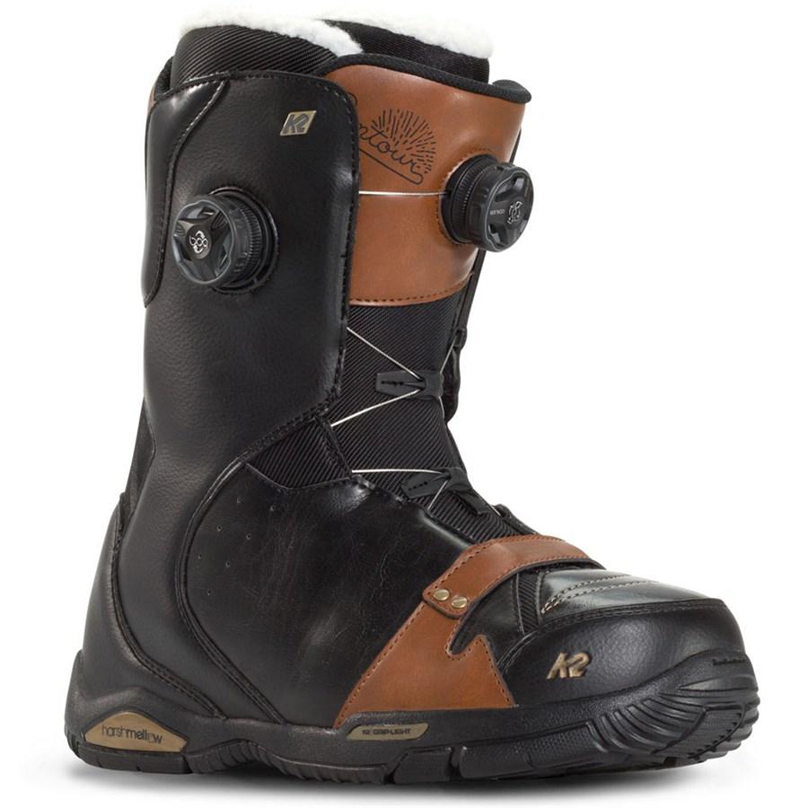 k2 contour snowboard boots s 2016 evo