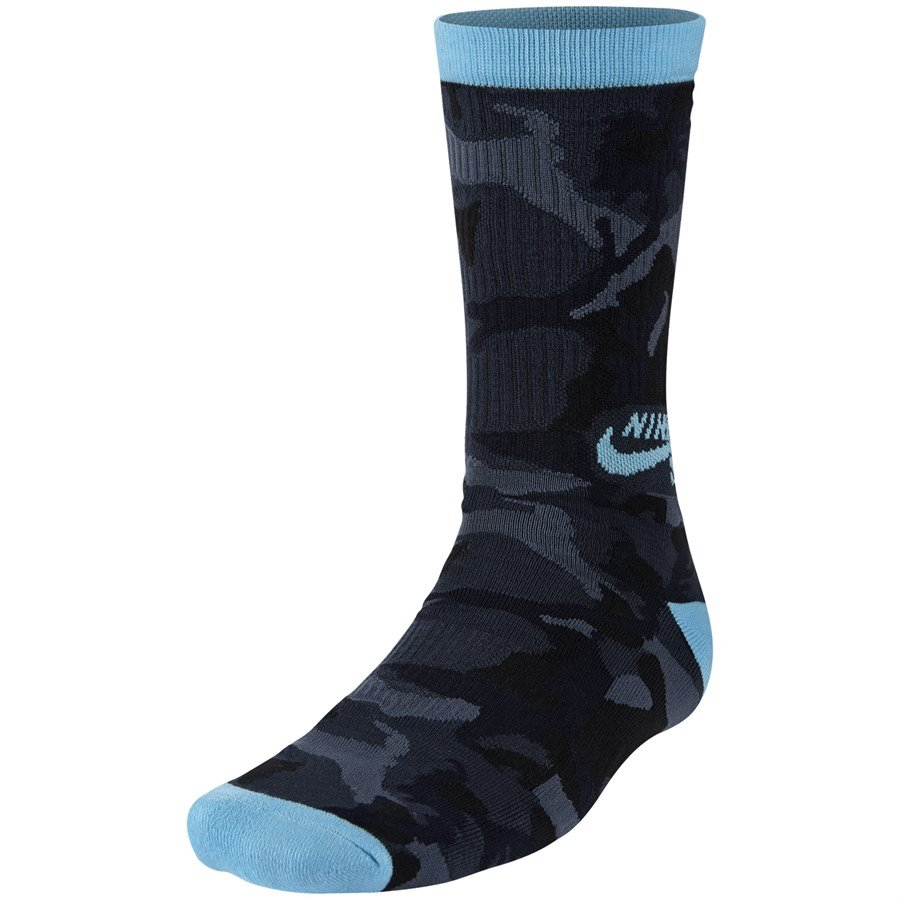 nike sb camo crew socks evo. Black Bedroom Furniture Sets. Home Design Ideas
