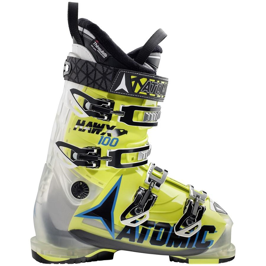 Atomic Hawx 100 Ski Boots 2016  025d49953