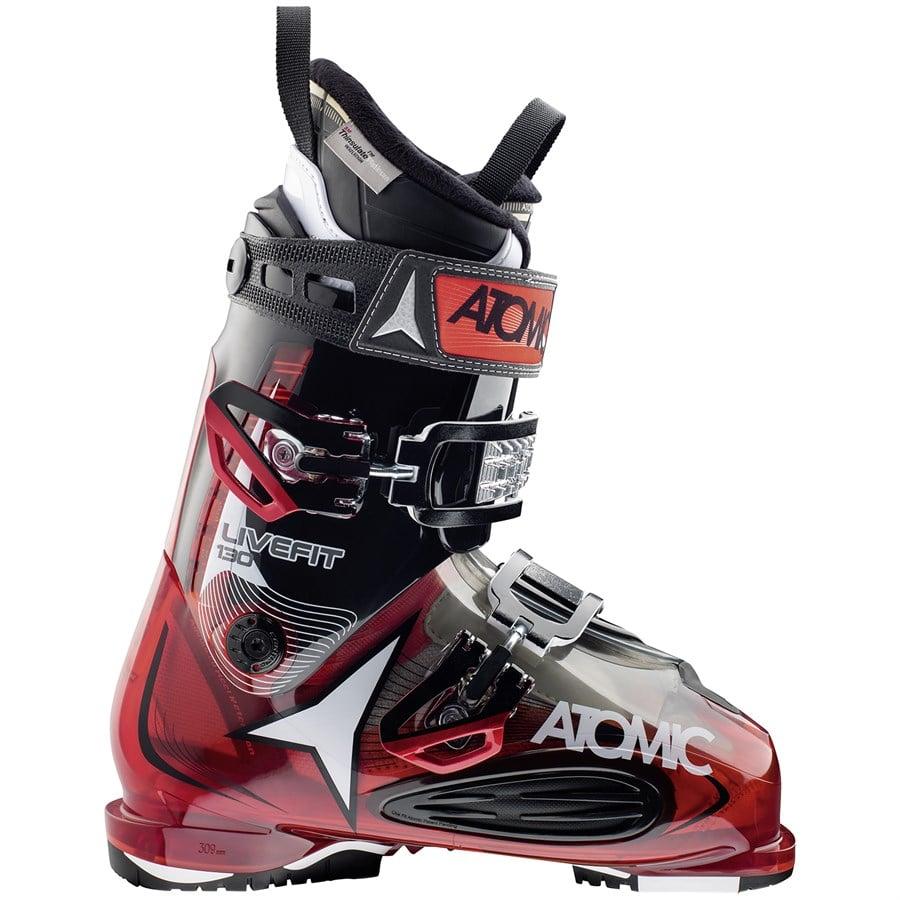 Atomic Live Fit 130 Ski Boots 2016 Evo