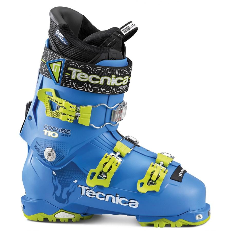 Tecnica Cochise 110 Light Ski Boots 2016