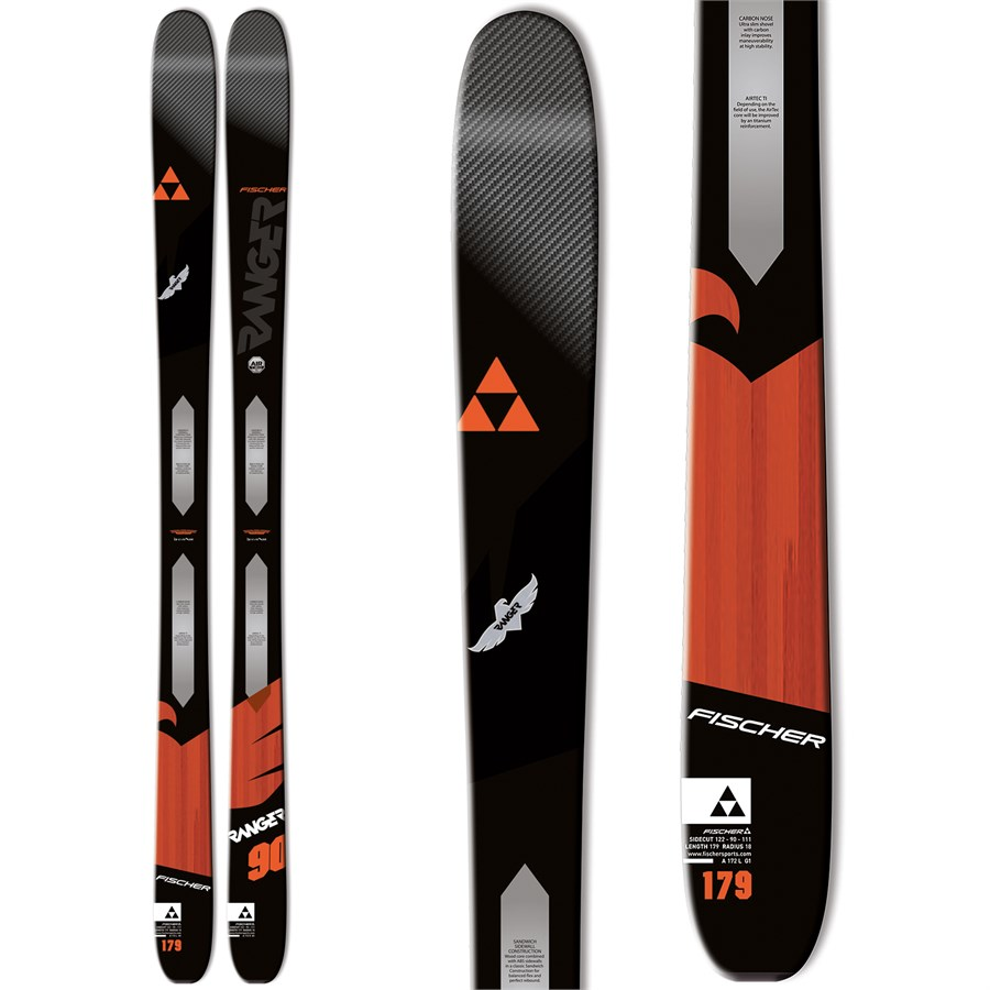 fischer ranger 90 ti skis 2016 evo outlet. Black Bedroom Furniture Sets. Home Design Ideas