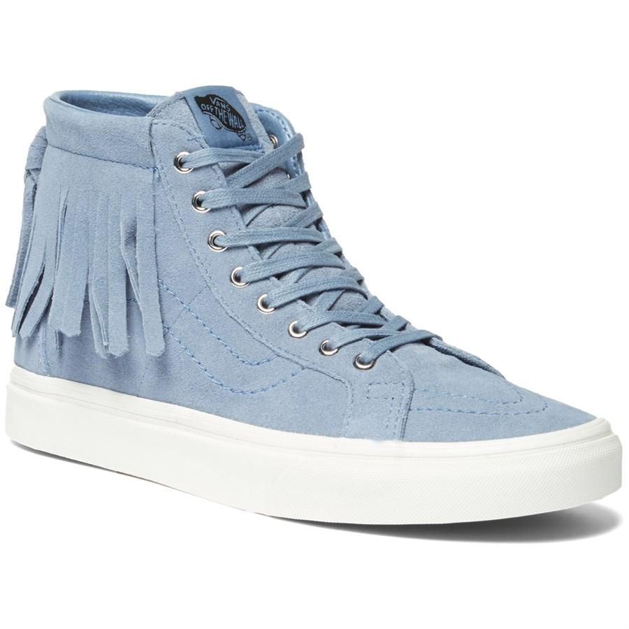 Vans Sk8-Hi Moc Shoes - Women s  0757bb42ee