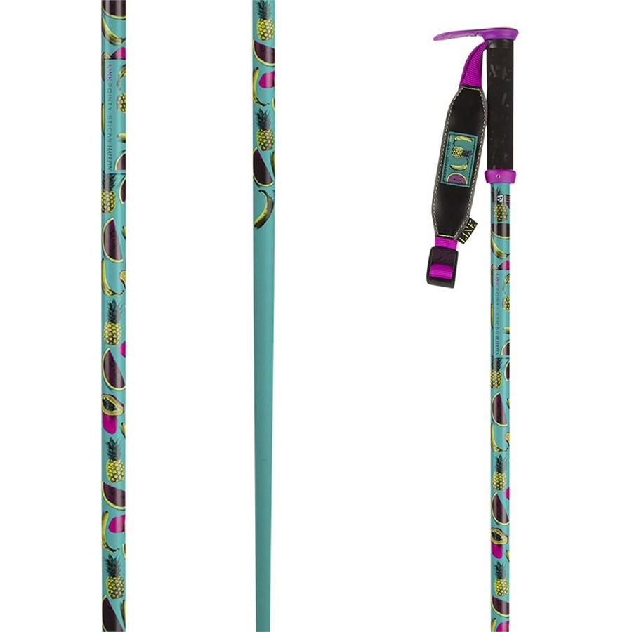 40 Line Hair Pin Ski Poles