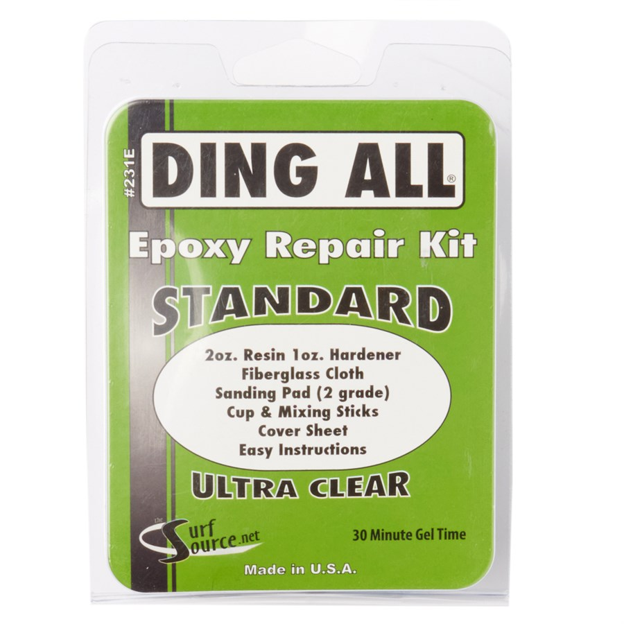 ultra clear epoxy instructions