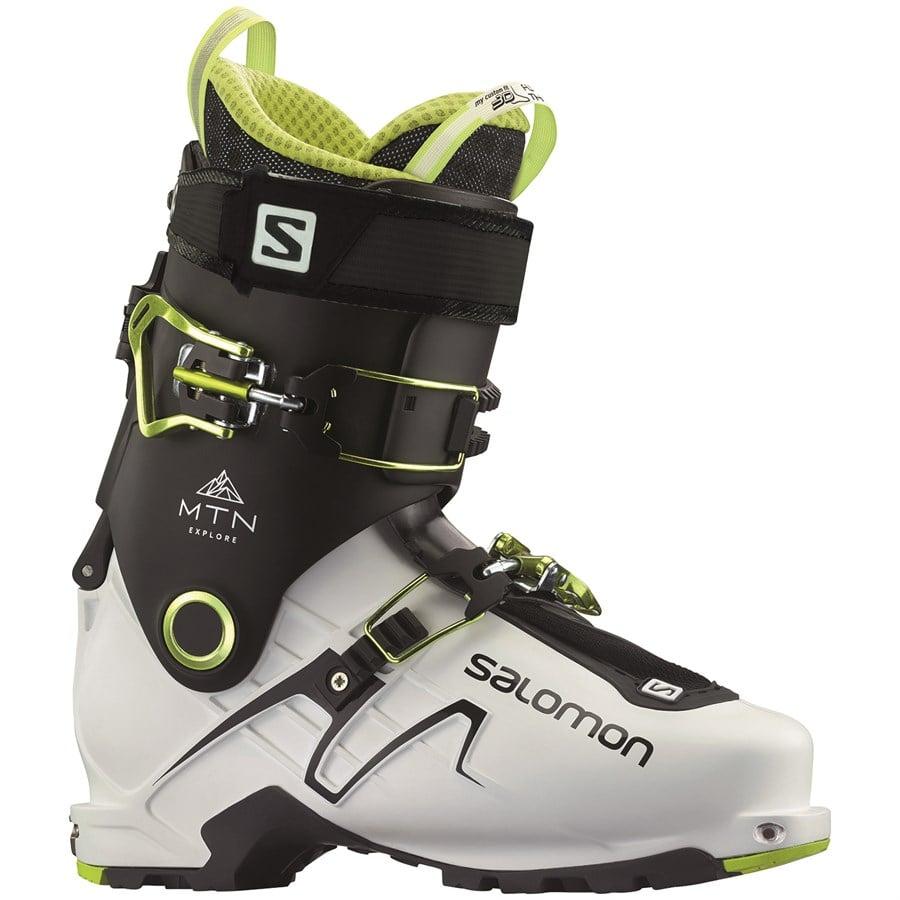Salomon Mtn Explore Alpine Touring Ski Boots 2017 Evo