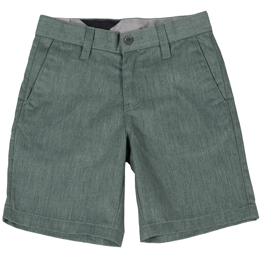 Our collection of boys' chino shorts should tick all the boxes. Smart and functional with a modern edge, your little dude never looked so dapper! With a range of popping colours and styles to choose from, you're sure to find a pair you both love, with zero fuss!