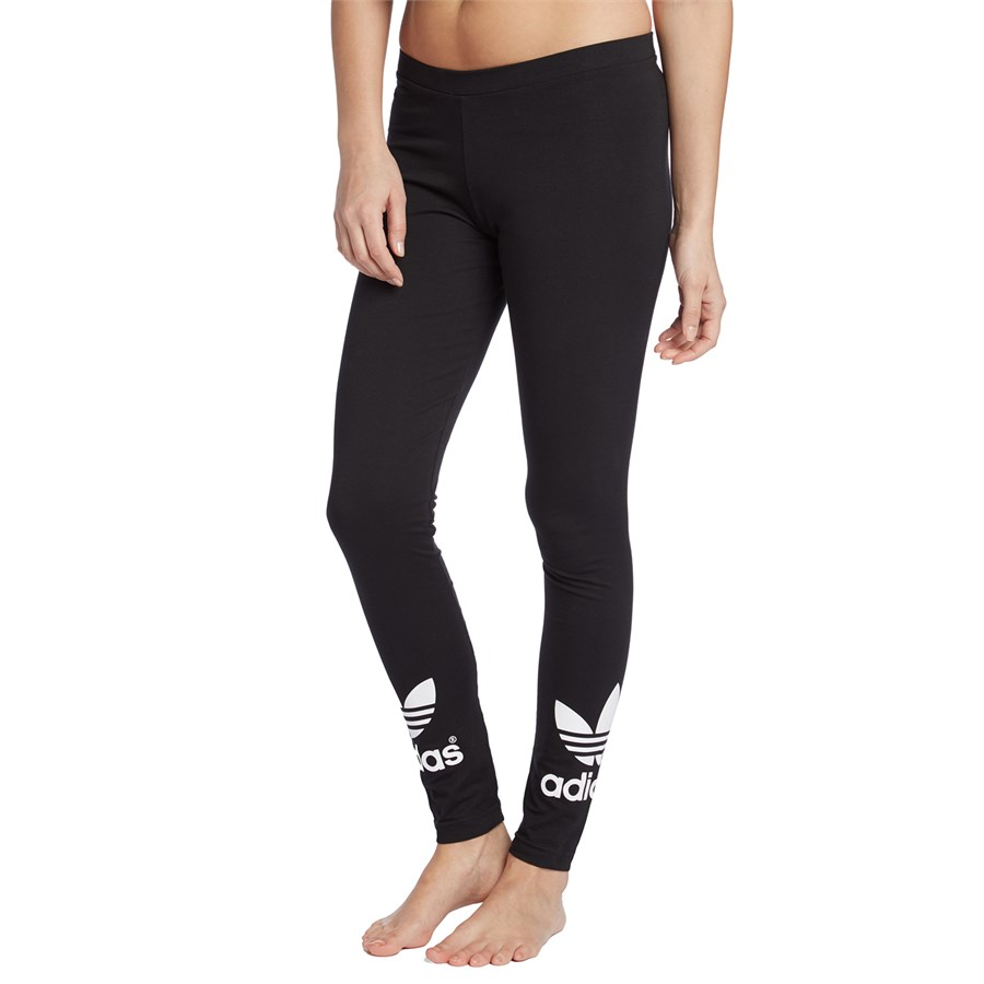 Adidas Originals Trefoil Leggings - Womenu0026#39;s | evo