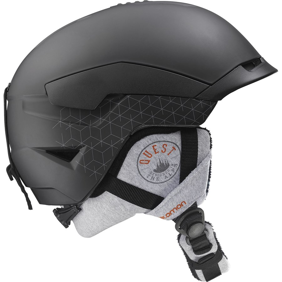 aeaa248b389 Salomon Quest Access Helmet
