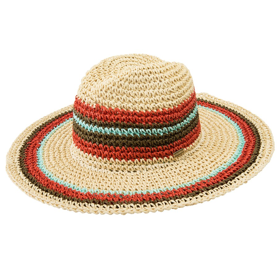 volcom raya straw hat s evo outlet