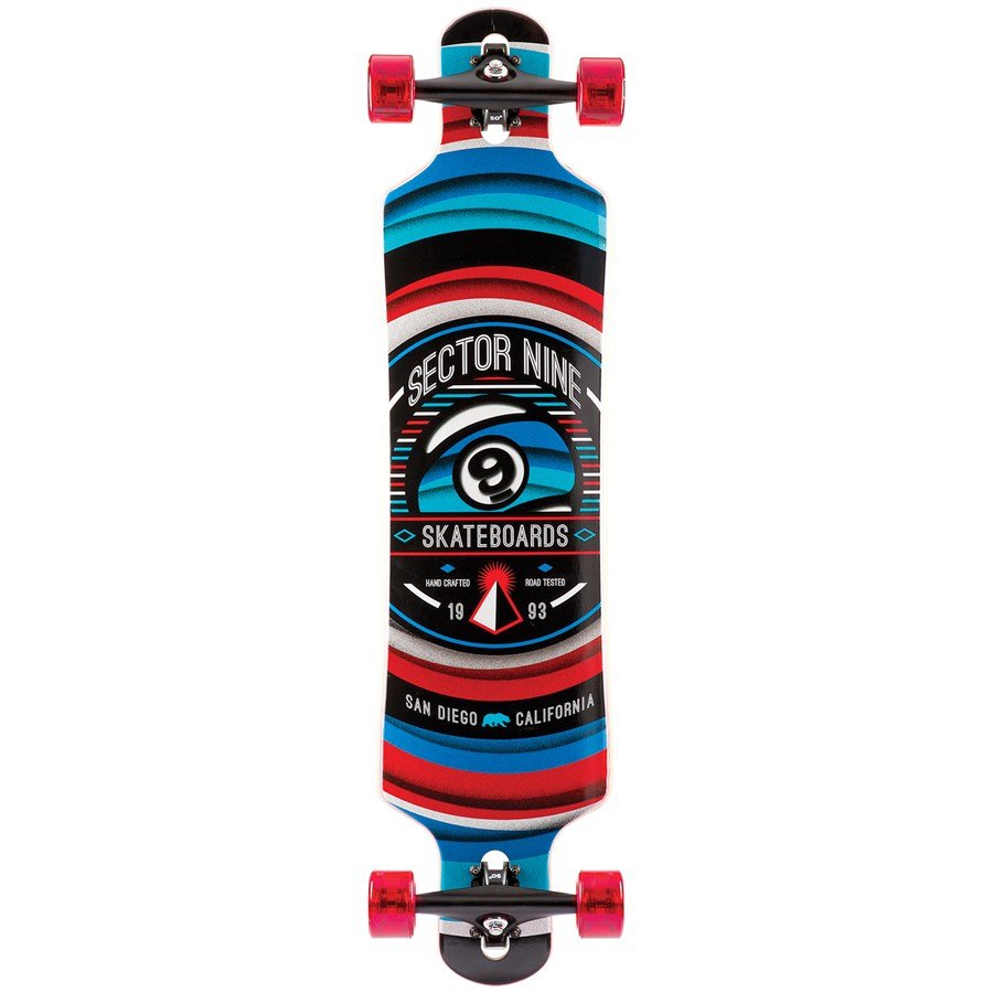 Sector 9 Meridian Longboard Complete | evo outlet