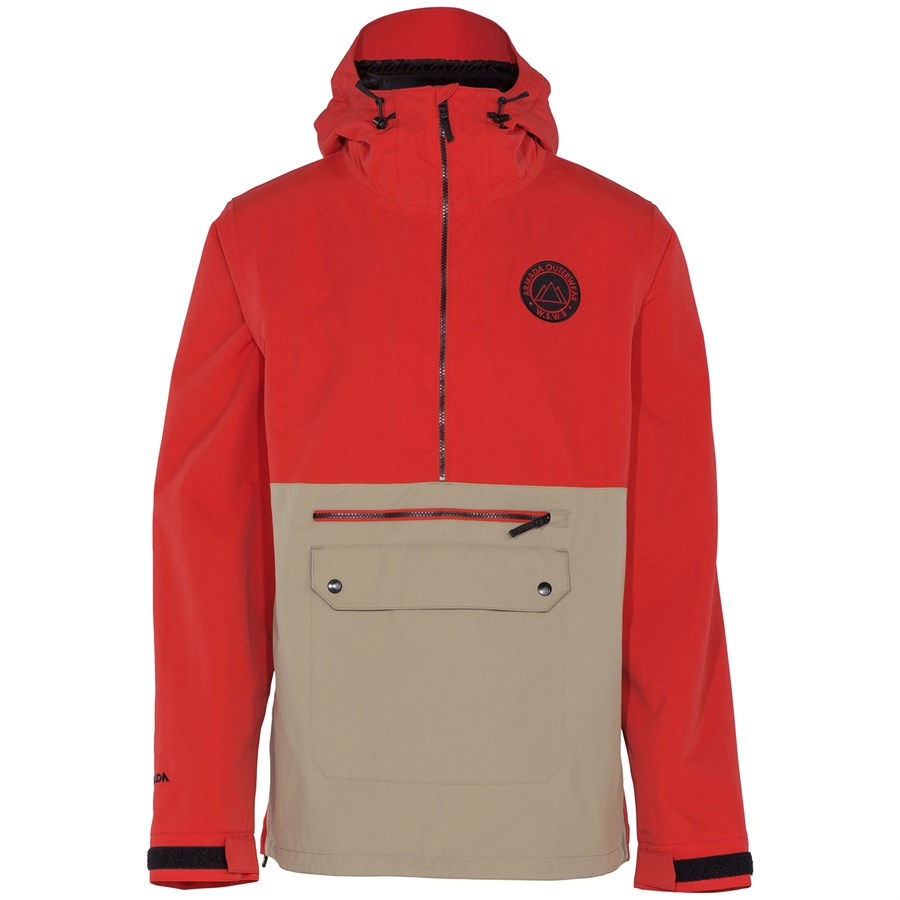 Armada Runyon Pullover Jacket | evo