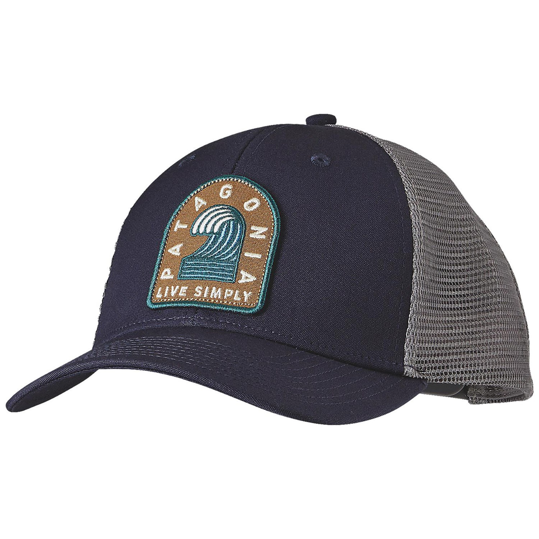 4b70e2945 Patagonia Live Simply Breaker Badge Trucker Hat | evo
