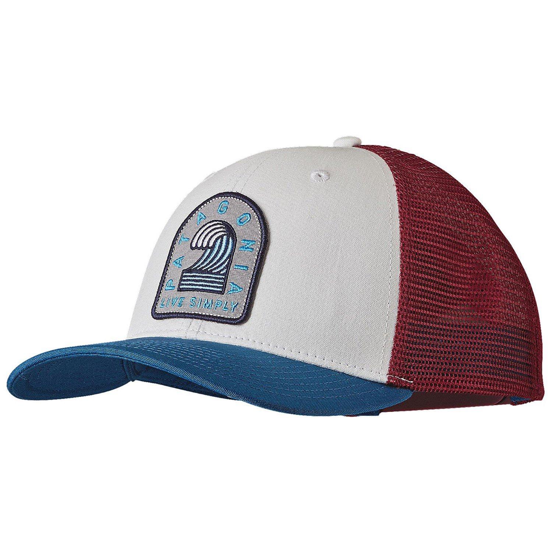 Patagonia Live Simply Breaker Badge Trucker Hat | evo