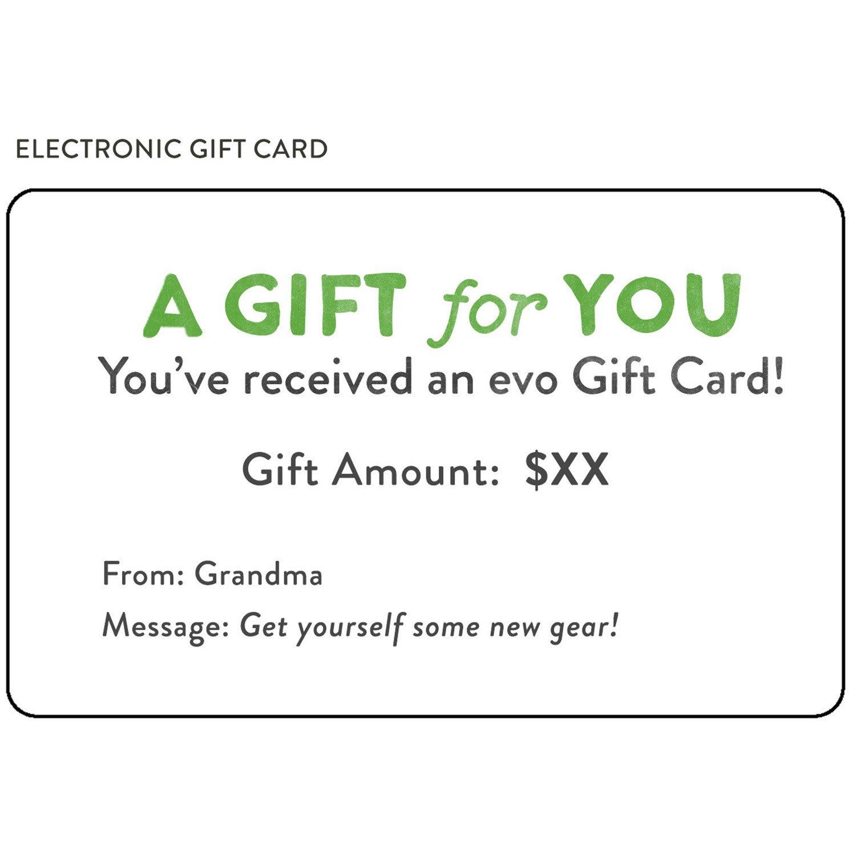 Evo gift card solutioingenieria Choice Image