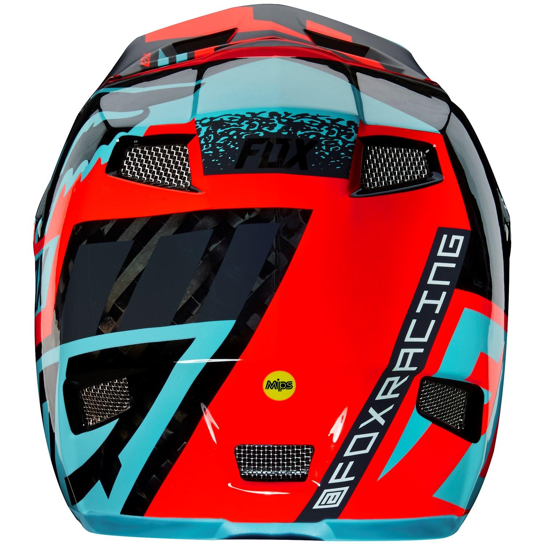 Fox Rampage Pro Carbon Bike Helmet  aa61092ddb