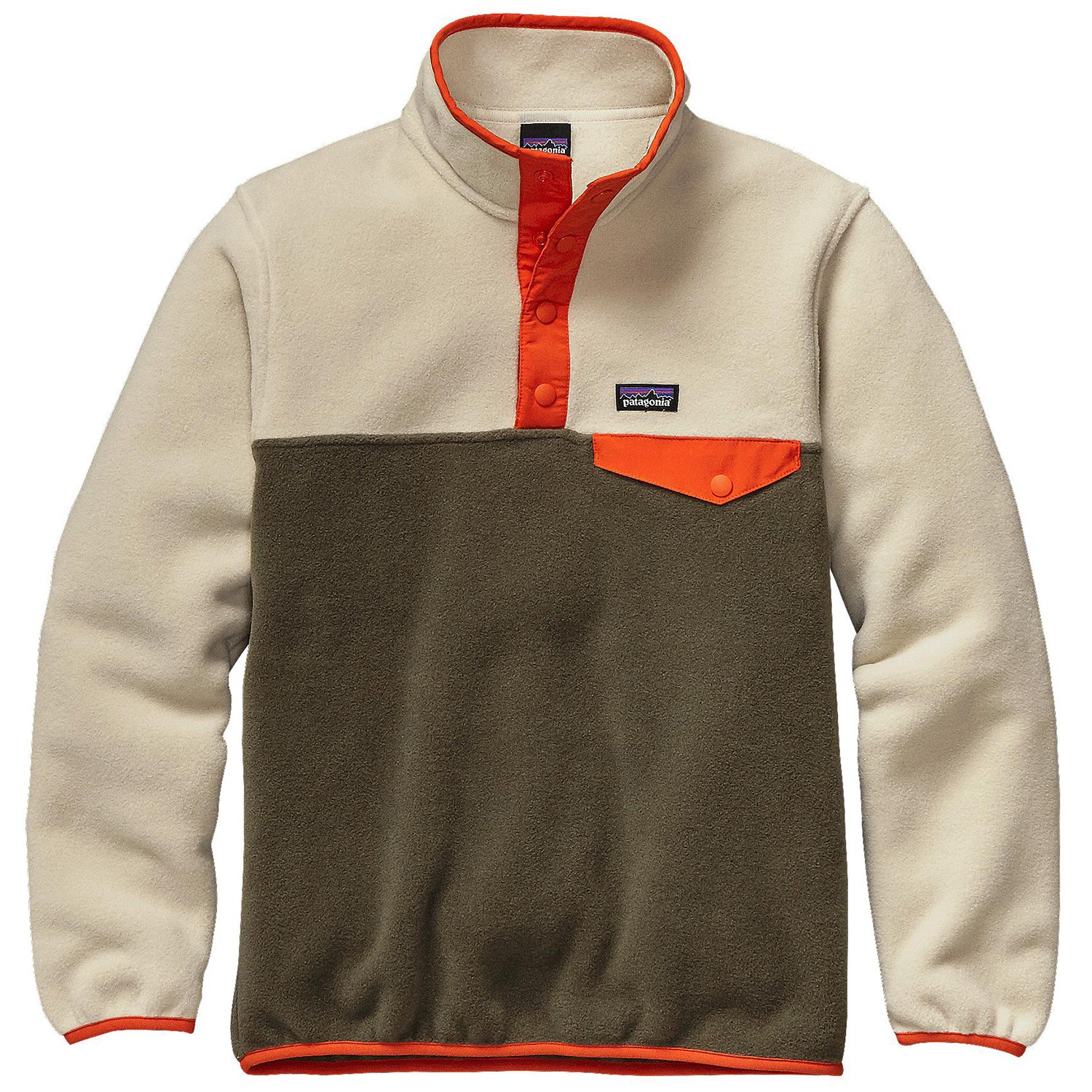 cc0bef450a6 Patagonia Lightweight Synchilla Snap-T Pullover Fleece - Boys