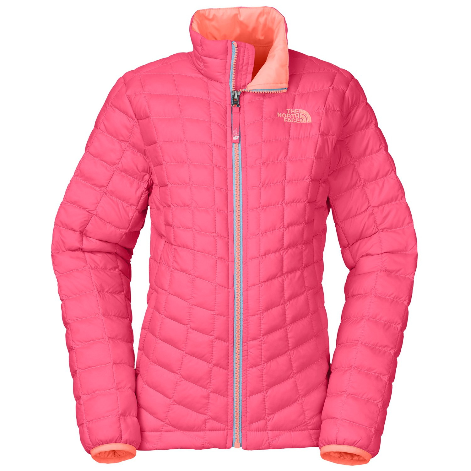 c814d47a4 The North Face ThermoBall Full-Zip Jacket - Girls' | evo