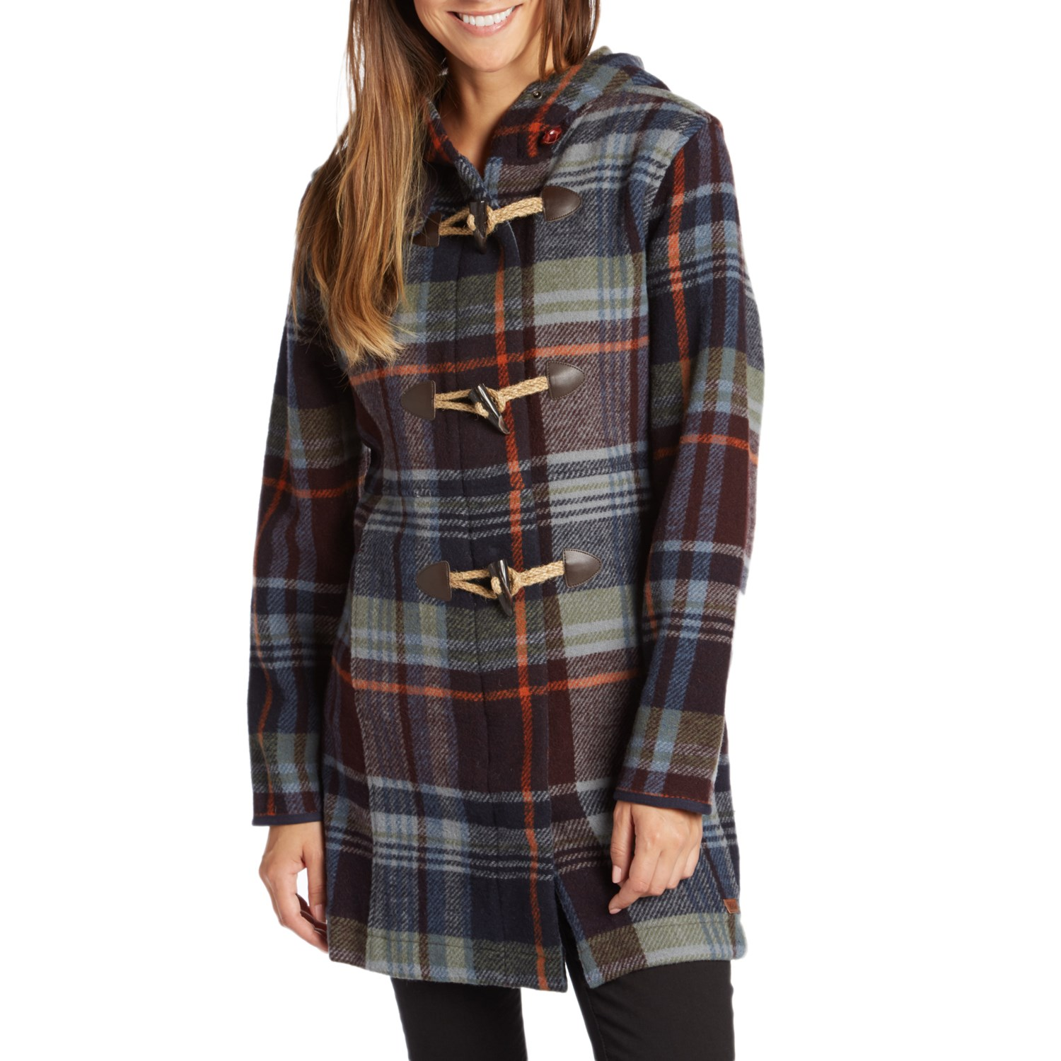Woolrich Duffle Coat Mens