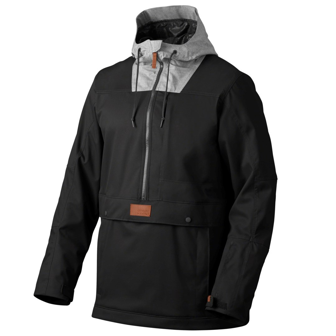 Oakley Pioneer Biozone™ Shell Pullover Jacket | evo