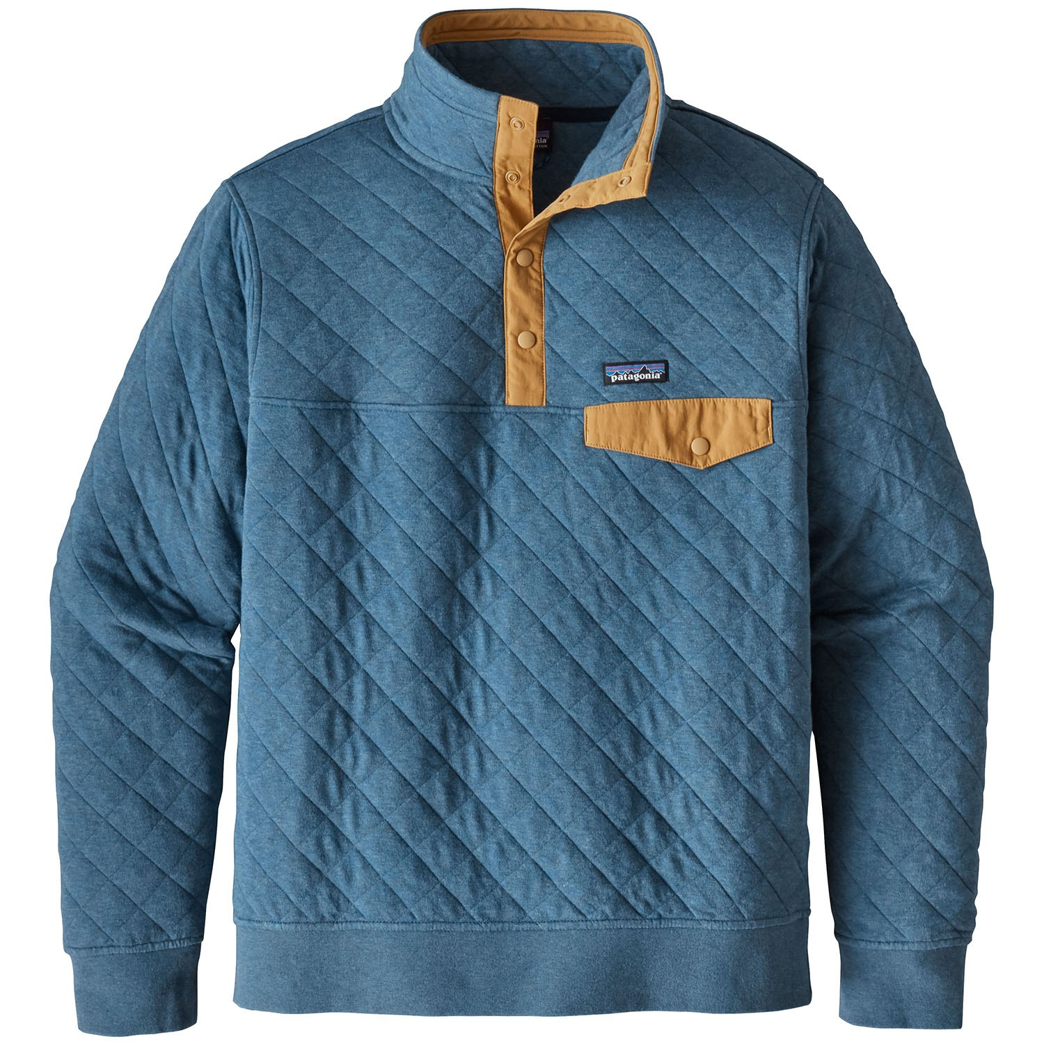 Patagonia Cotton Quilt Snap-T® Pullover | evo