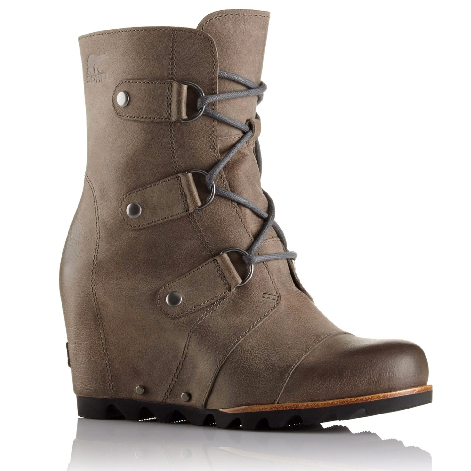 the latest c2599 ed177 Sorel Joan of Arctic™ Wedge Mid Boots - Women s   evo