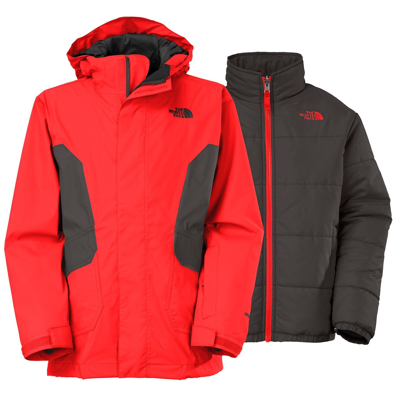 a01e7a723 The North Face Boundary Triclimate Jacket - Boys' | evo
