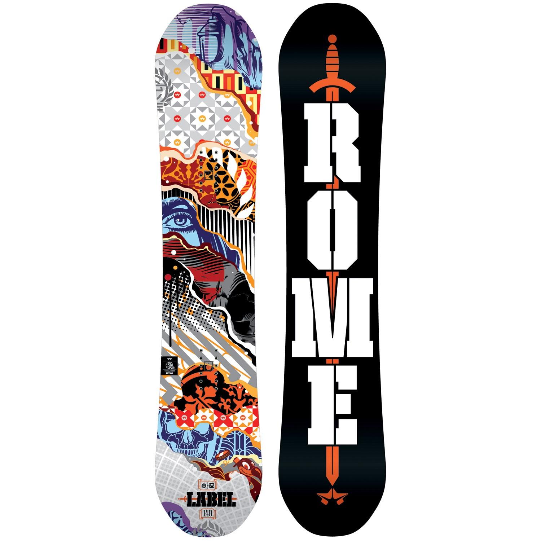 09459f292 Rome Label Snowboard - Boys  2016