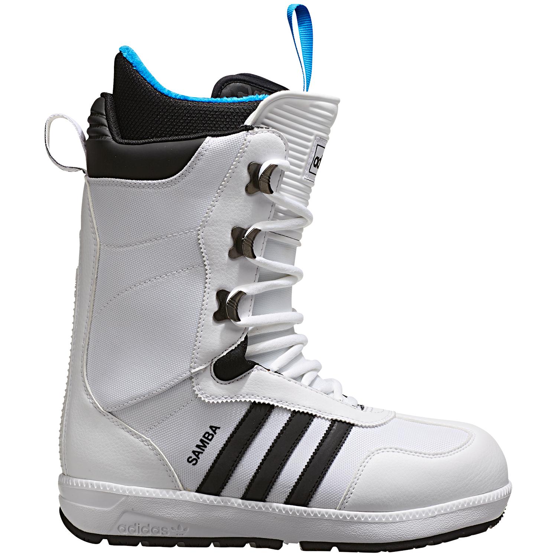 Adidas Samba Snowboard Boots 2017 | evo