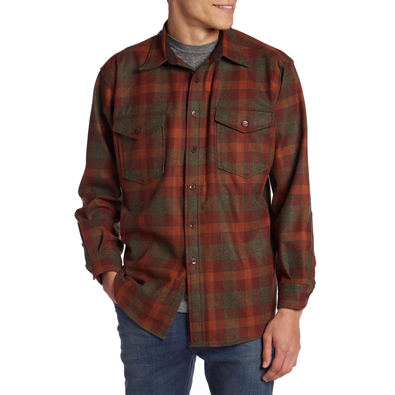 Pendleton Guide Shirt Flannel Evo [ 1500 x 1500 Pixel ]