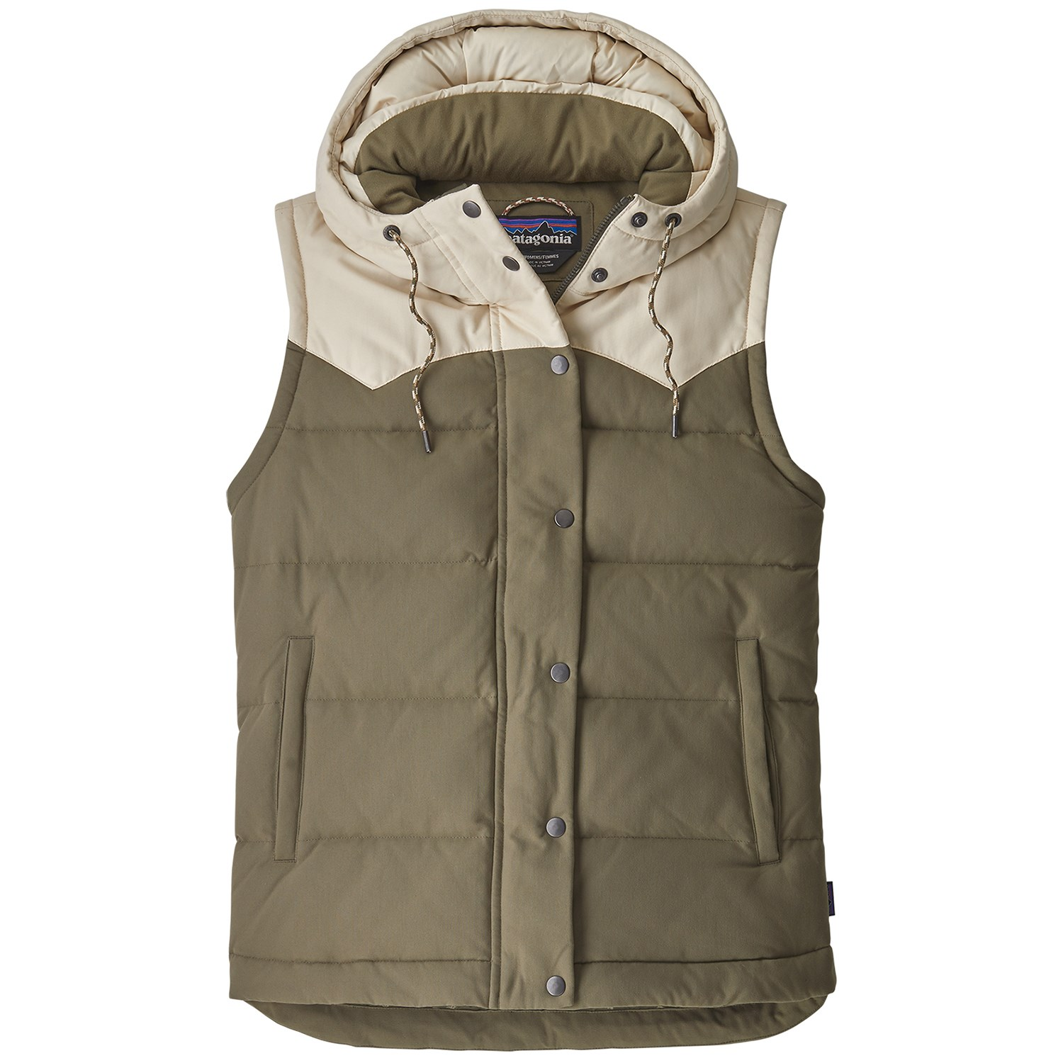 dd80644bf Patagonia Bivy Hooded Down Vest - Women's