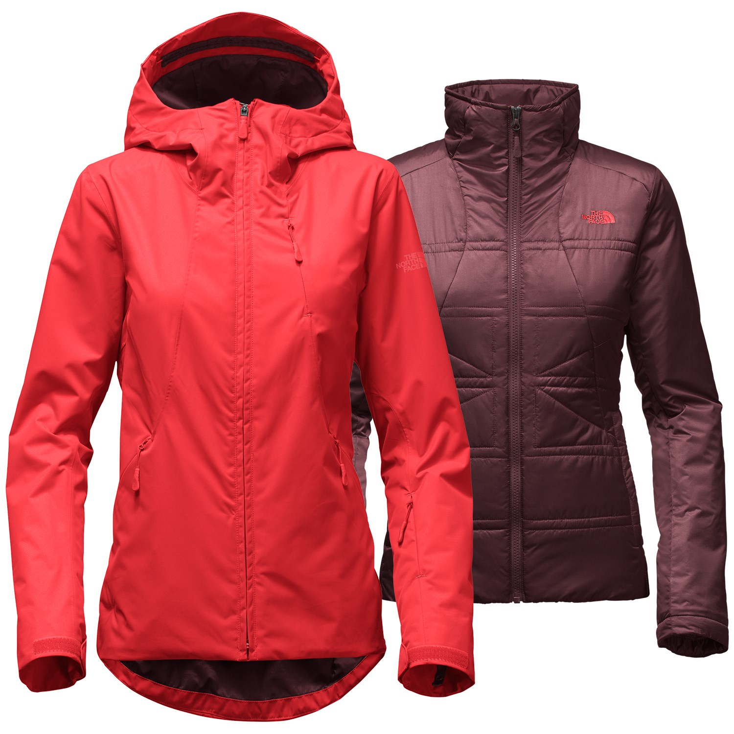 a67222323 The North Face Clementine Triclimate Jacket - Women's | evo