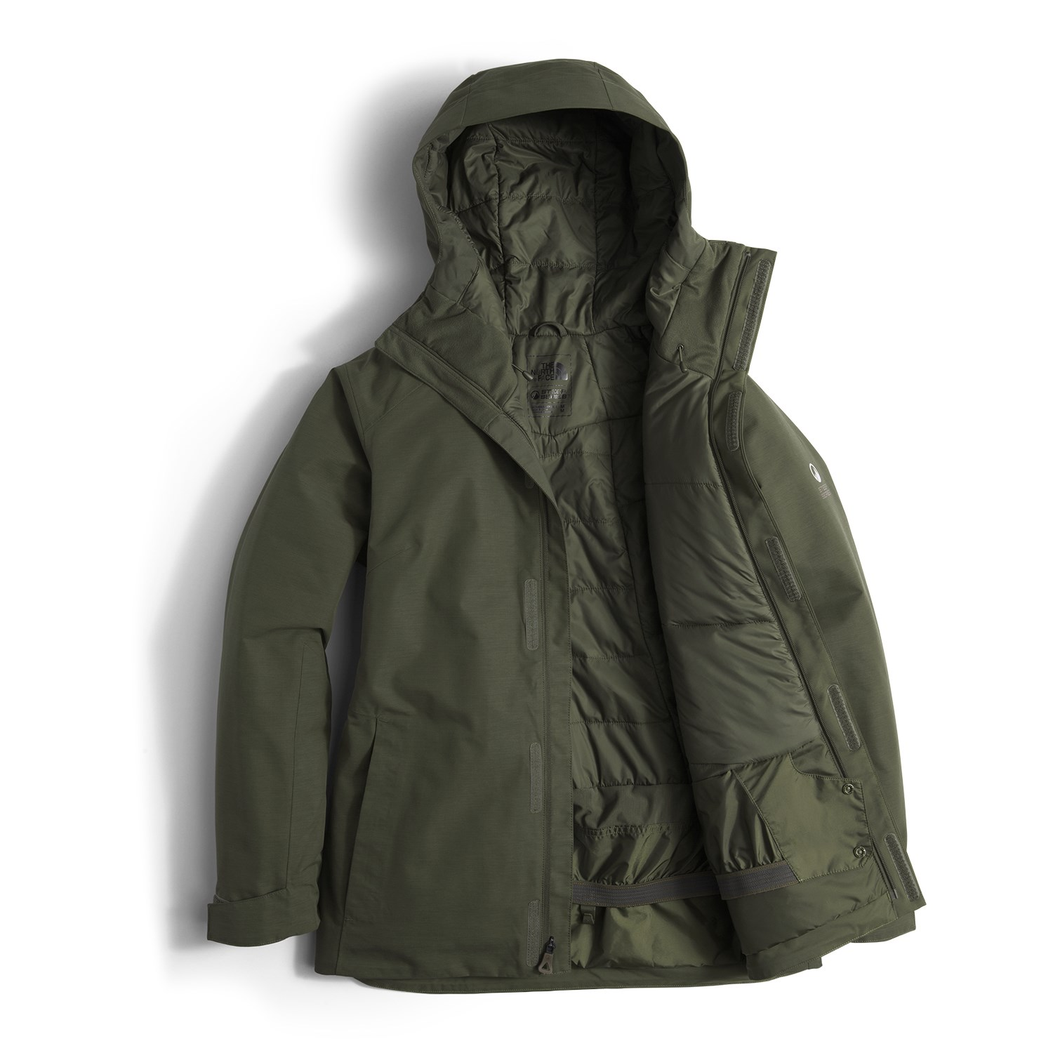 090eb43efdee The North Face NFZ Insulated Jacket - Women s