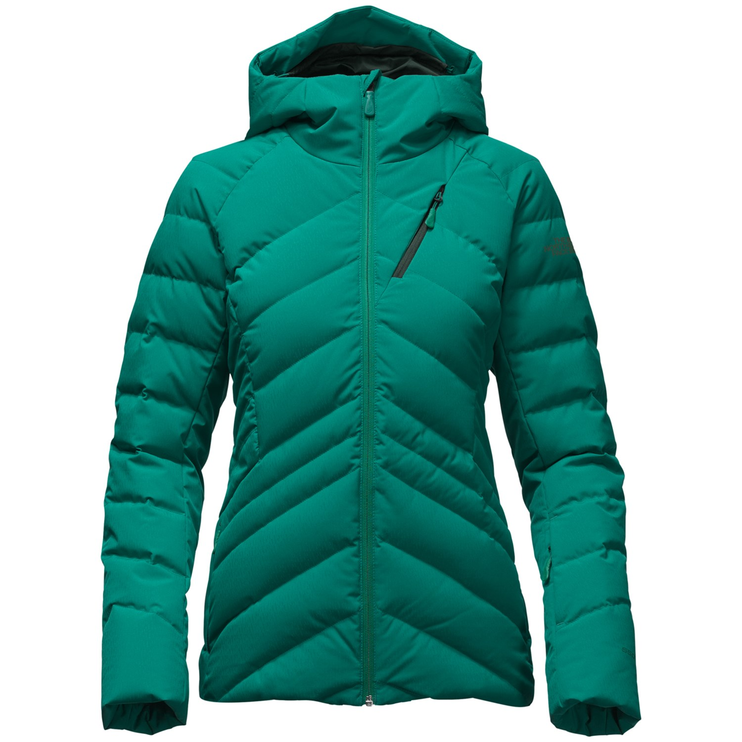 The north face womens jacket green