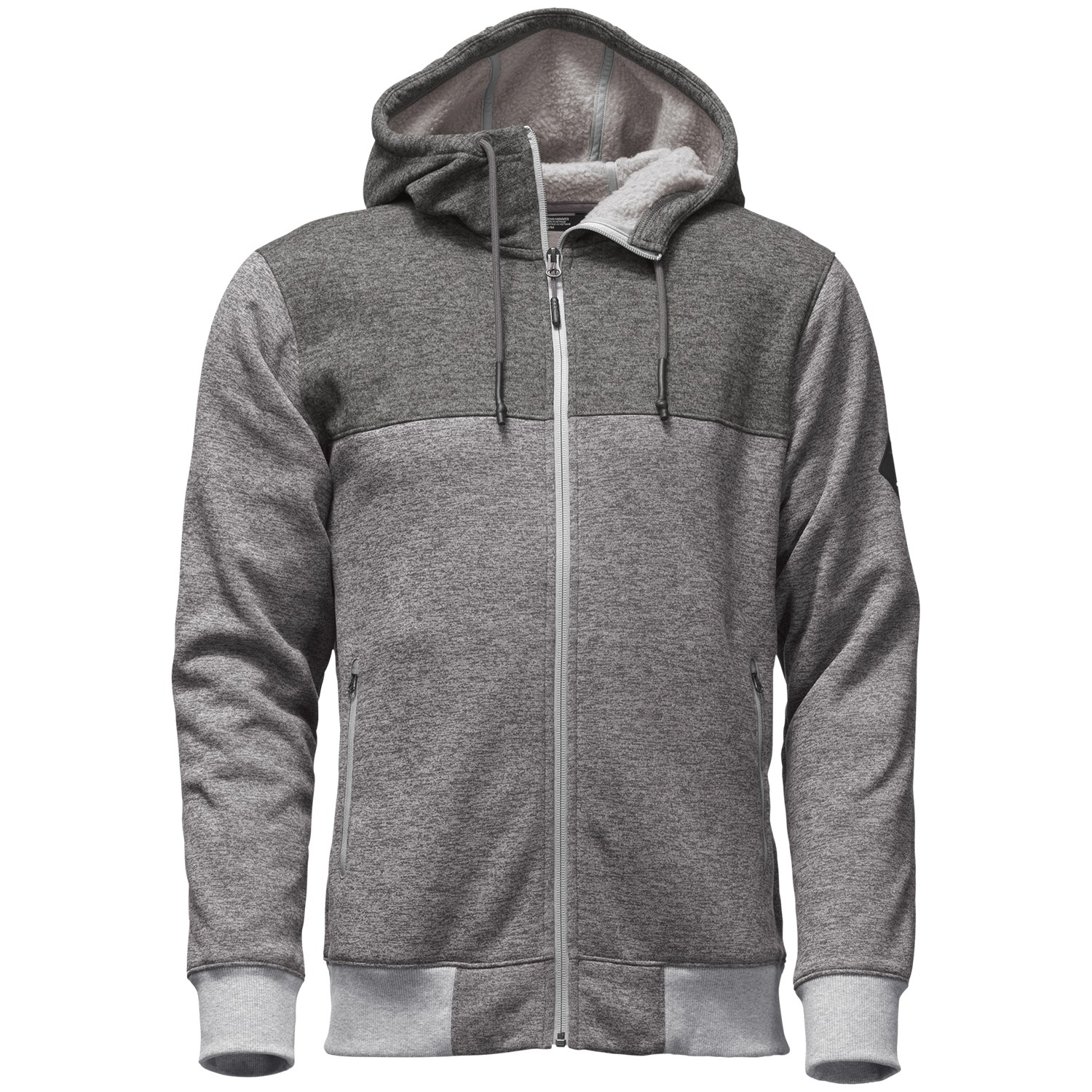 ce07c194ce69 The North Face Tech Sherpa Full Zip Hoodie