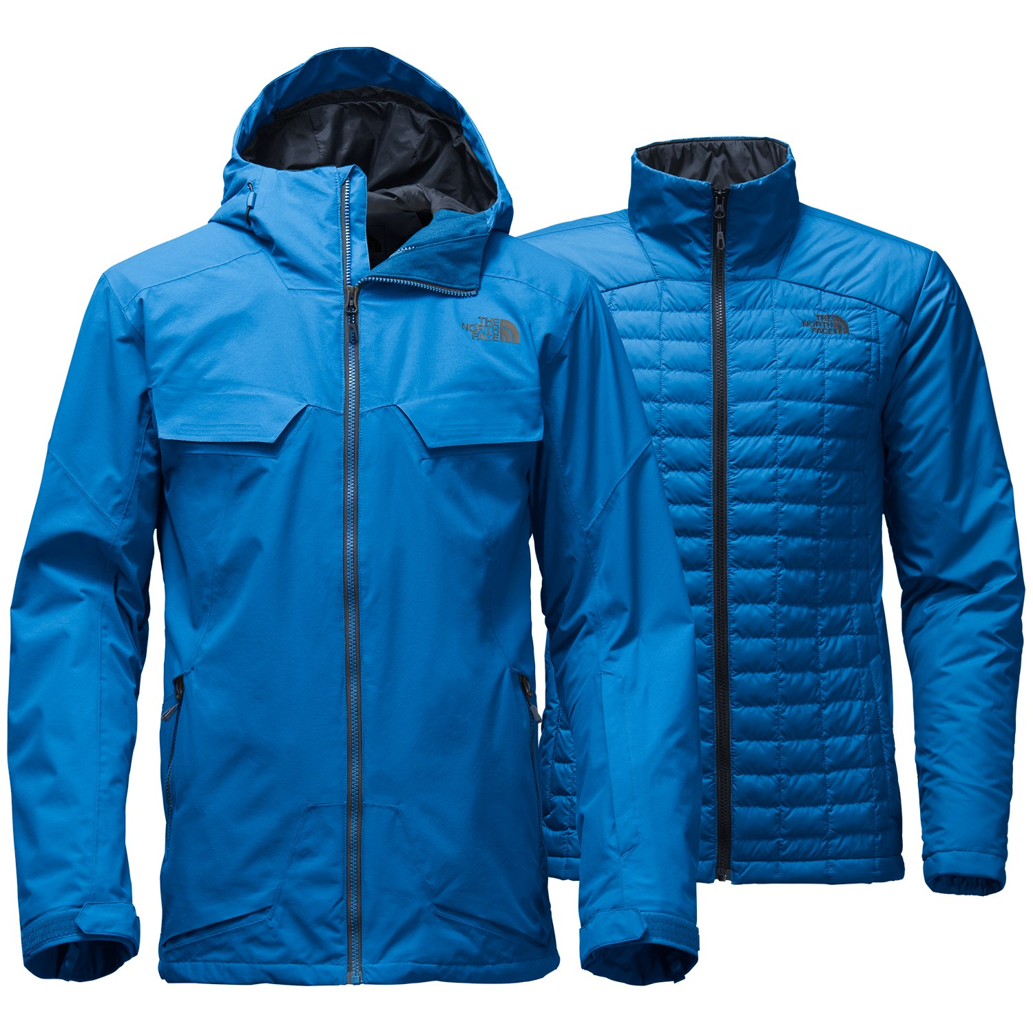 3b740ef94ddb The North Face Initiator ThermoBall™ Triclimate® Jacket